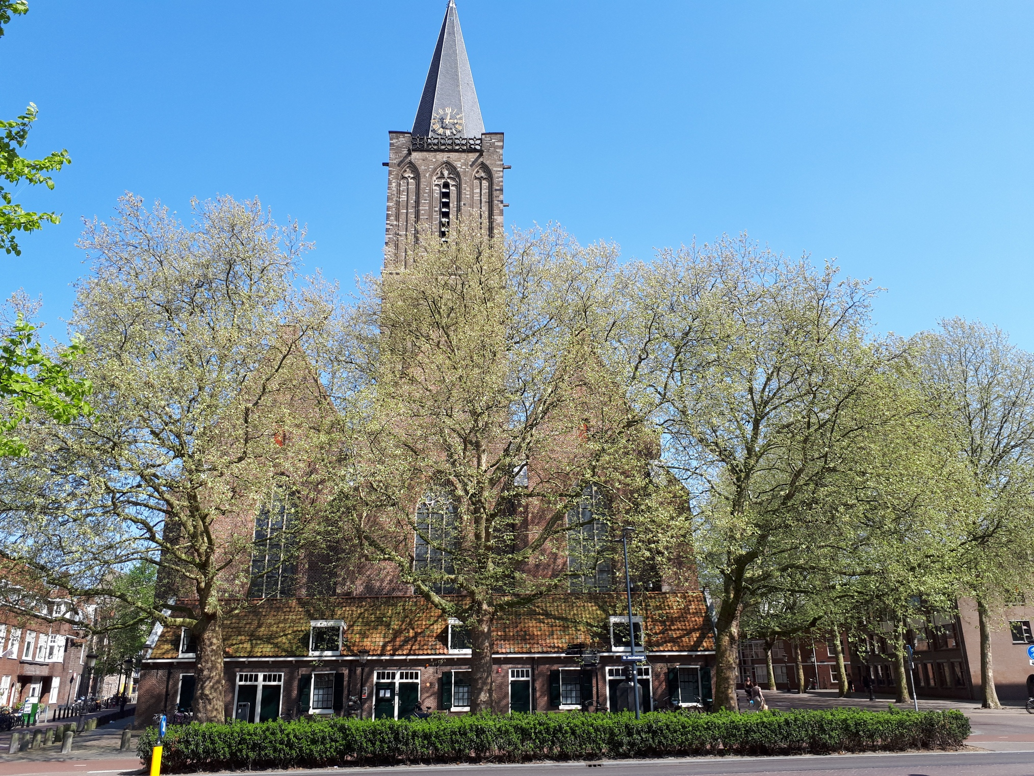 Jacobuskerk op 22 april
