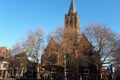 Jacobuskerk op 8 januari