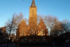 Jacobuskerk op 15 februari