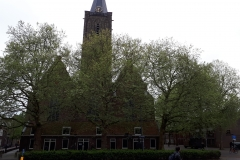 Jacobuskerk op 25 april - 8:30 uur