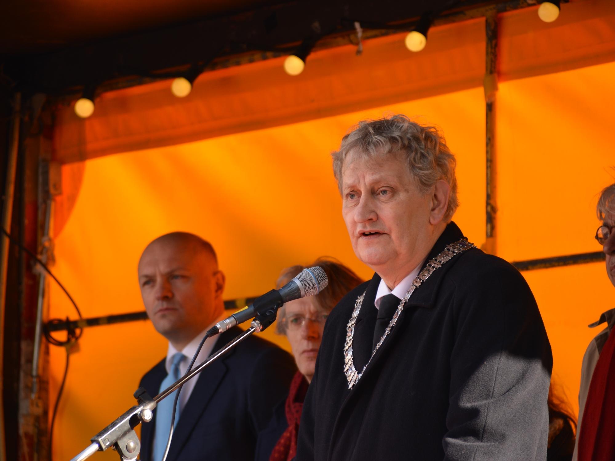 Burgemeester Van der Laan