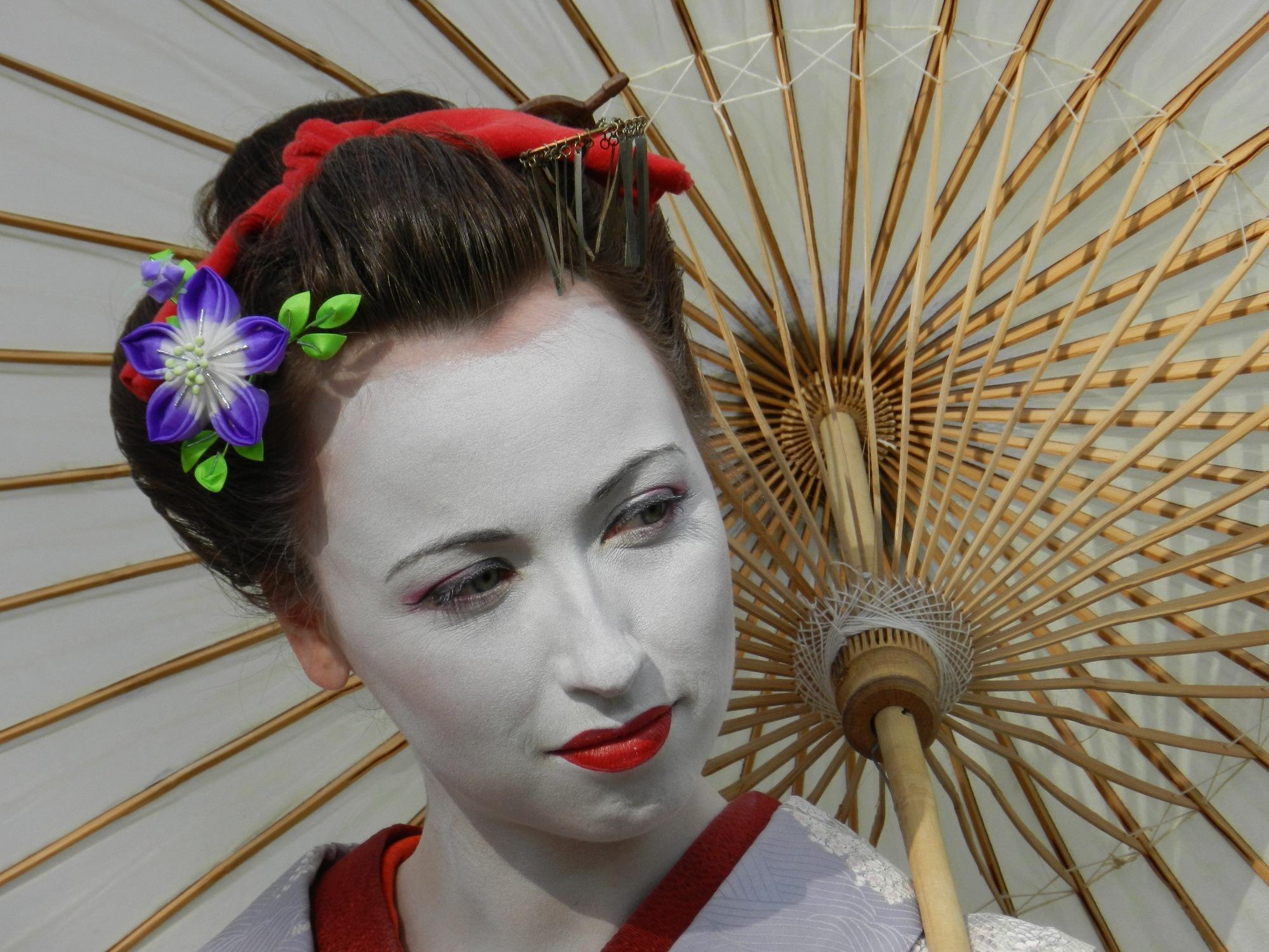 Geisha Maiko Koyuki aka Eva