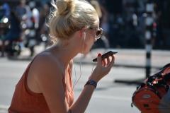 De smartphone is overal