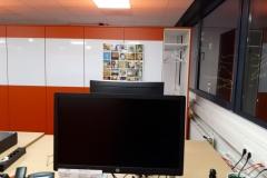 Werkplek en Albelli mozaiek