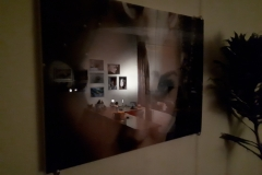 Spiegeling in foto van Jolien