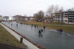 Tcoh nog schaatsen