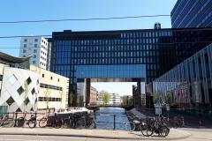 Doorkijkje in Amsterdam