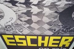 Tentoonstelling MC Escher
