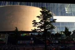 Avodnzon op muziekgebouw Utrecht