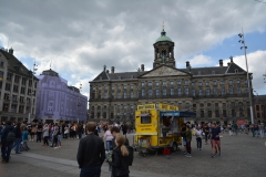 Dam te Amsterdam