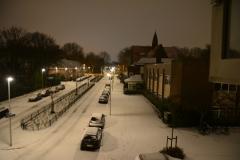 Toch ook sneeuw dit jaar