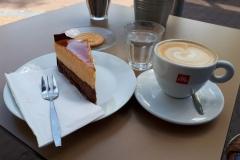 Weer taart bij Puccini