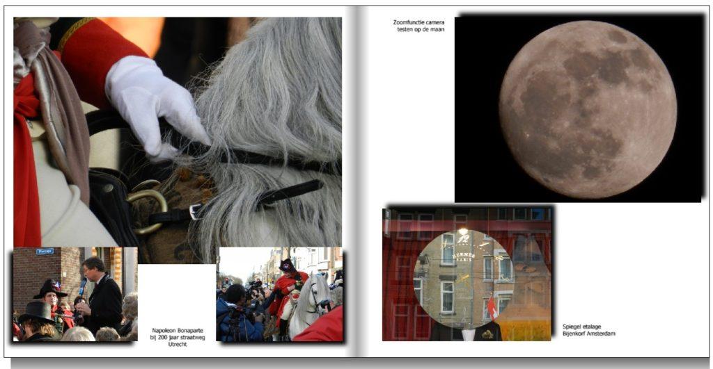Impressie fotoboek 2012