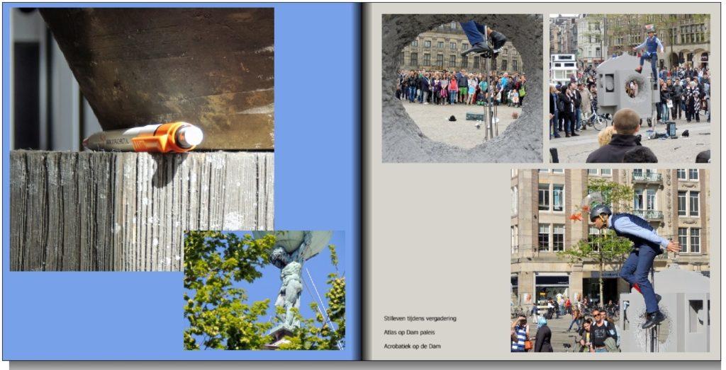 Impressie fotoboek 2013