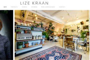 Website Liza Kraan